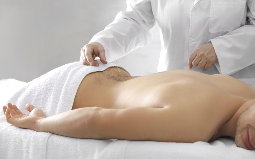 Acupuncture Restores Urine Flow Blocked By Enlarged Prostate